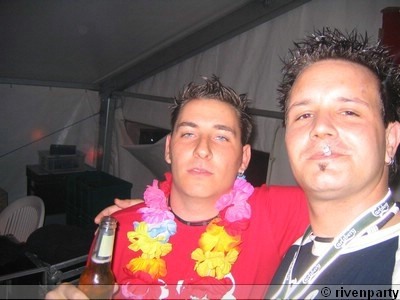Rivenparty 2004 4